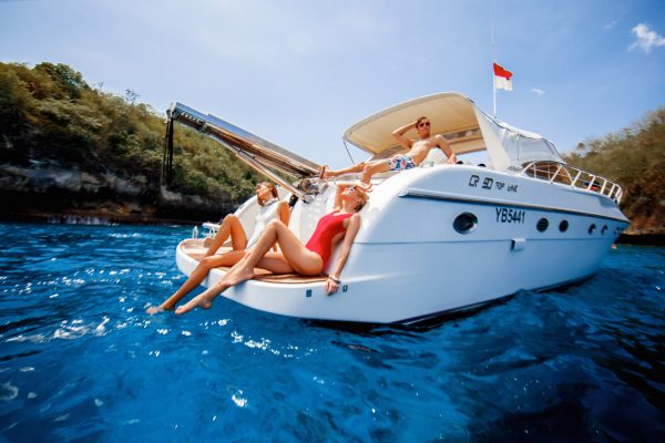 Bali Yacht Charter - Forever