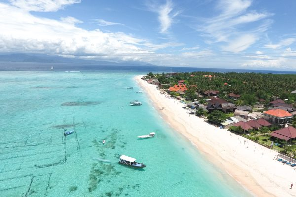 Indonesia Tropical Yacht Destination - Nusa Lembongan